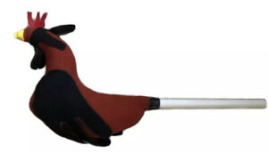 Dummy mona For Poultry rooster gallo With Extension Handle