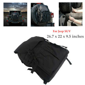 Car Truck Tyre Hanging Bag Protector Tire Storage Carry Package Cover For Jeep