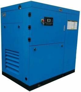 Hpdmc 50hp 230v 460 60hz Rotary Screw Air Compressor Programmable Industrial