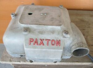 Vintage Paxton Supercharger 4 Barrel Air Cleaner Assembly Nice Ford Studebaker