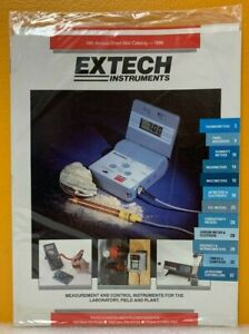 Extech Instruments 1986 14th Annual Direct Mail Catalog