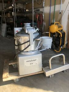 Robot Coupe R10 Commercial Mixer