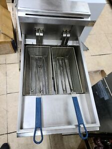 Used Imperial Electric Deep Fryer