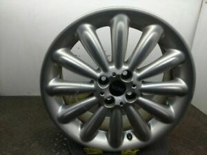 Wheel 17x7 Alloy 12 Spoke Silver Fits 10 14 Clubman 686263