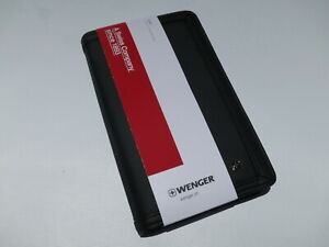 New Wenger Swiss leah Business Credit Card Case 156 Capacity