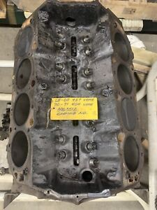 3963512 512 R 38 9 Std Bore Bbc Gm Chevy Engine Block 427 68 1969 454 1970 71