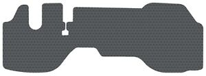 1 Pc Gray Rubber Floor Mat Fits 2007 Up Isuzu Npr And Hd Nqr Nrr Diesel Only