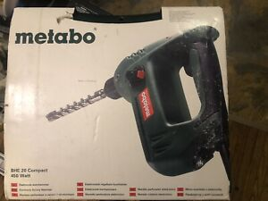 Metabo Bhe 20 Compact Drill