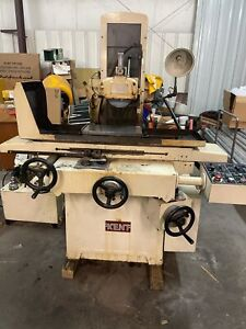 Kent Kgs 818ahd Automatic Hydraulic Surface Grinder 1989
