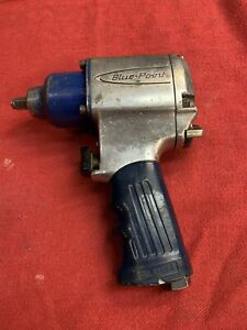 Blue Point At355 A 3 8 Reversible Impact Wrench With Cover Works Great 25