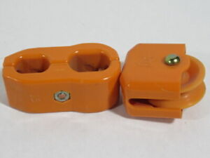 Kito 15 Plastic Shackle Pulley Assembly W Swivel Hook Attached Block Nop
