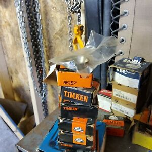 New Timken A6157 Tapered Roller Bearing Cup