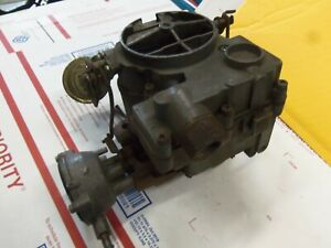 Rochester Two Barrel 2jet 17057110 For 1977 Chevy