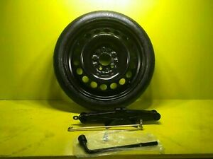 Spare Tire With Jack Kit Fits 2006 2007 2008 2009 2010 2011 2012 Chevy Malibu