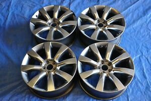 2008 Infiniti Fx35 1 20 Inch Set Of 4 Wheels Rims 8 Spoke Shaved Flat Oem