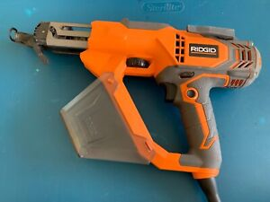 Ridgid 3 In Drywall And Deck Collated Screwdriver R6791