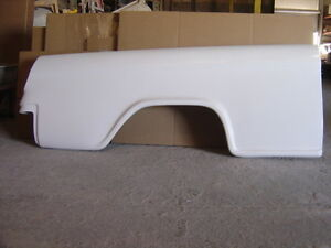 1955 1958 Chevy Pickup Cameo Fenders pair