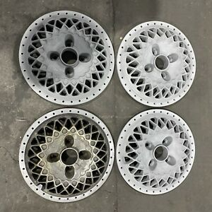 Custom Rial Mesh Bbs Rs Rf 16 Parts 4x100 Bmw E30 Vw Mk1 Mk2