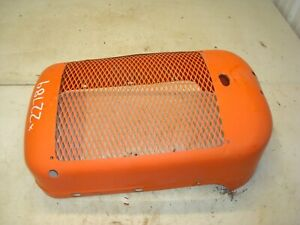 1949 Allis Chalmers B Tractor Front Grille Nose Cone