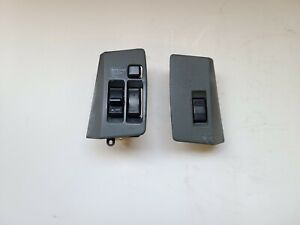 1986 1992 Toyota Supra Mk3 Window Switches Set Lh Rh Pair tested Working