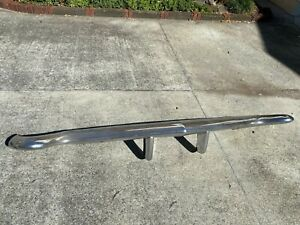 1963 1964 Buick Riviera Front Bumper Upper With Guards