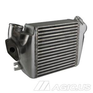 Top Mount Turbo Intercooler For Subaru Impreza Wrx Forester Xt Legacy Gt Ej25