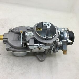 Ros 1970 Carb Carb For Ford Fairlane Mustang 250 A t Carter Rbs Carburetor 4784s