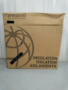 Armaflex 1 2 In X 1 2 In X 95 Ft Ac Plumbing Coil Pipe Insulation