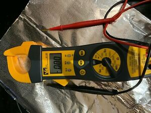 Ideal Electrical 61 704 4 in 1 Tester trms 200a non contact Voltage