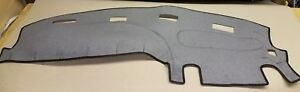 1998 1999 2000 2001 Dodge Ram Truck 1500 2500 Dash Cover Charcoal Grey Polycarp