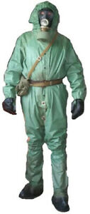 Russian Protective Suit Ozk Army Ussr Radiation Chemical Biological Protection