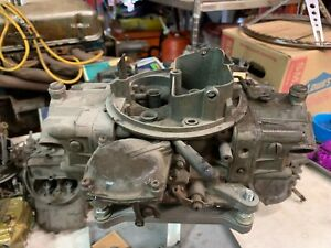 Ford Holley C8of 9510 c 390 Gt 1968 Mustang Fairlane Manual Carb C80f C S Code