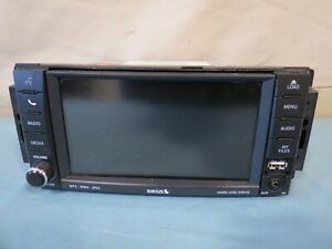 11 14 Chrysler 200 Avenger Caliber Mp3 Wma Hdd Dvd Radio Display 05064963ah