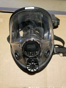 North Full Face Respirator 76008a Used No Issues Medium Large
