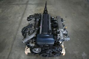 Jdm Toyota 2jz gte Engine R154 Transmission Non Vvti Engine Swap Supra Aristo