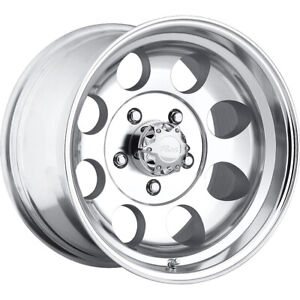 4 New 17x9 Pacer 164p Lt Mod Polished Wheels Rims 12 5x135