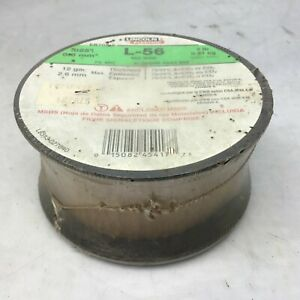 Lincoln Electric L 56 Mig Welding Wire 025 Spool 2lbs