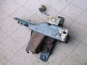 1975 1978 Ford Mustang Ii Hood Latch Assembly Catch Lock Complete Oem