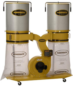 Powermatic Pm1900tx ck1 Dust Collector 3hp 1ph 230 volt 2 micron Canister Kit