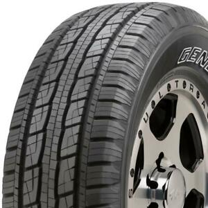 4 New 235 75r16 General Grabber Hts60 Truck Suv All Season Tires