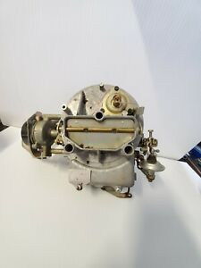 Autolite 2100 2 Barrel Carburetor Doaf D Cof12 Unknown Vehicle Application