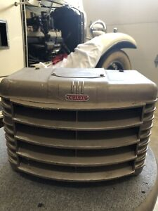 Vintage Chevy Ford Deluxe Under Dash Accessory Heater Rat Hot Rod