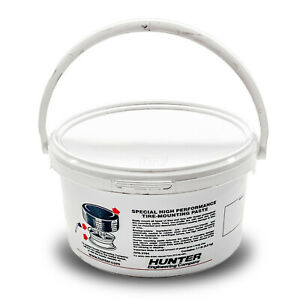 Hunter Engineering Rp6 3784 7 7lb Special Mounting Paste Tire Rubber Lubricant
