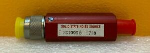 Microwave Semiconductor Corp msc Mc1000b 10 Mhz To 1 5 Ghz Noise Source New
