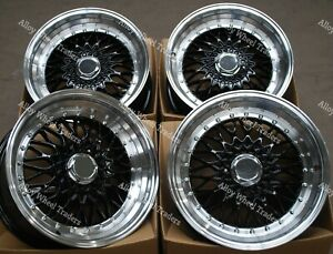 Alloy Wheels 17 Rs For Porsche 924 4x108 Models Only Bpl