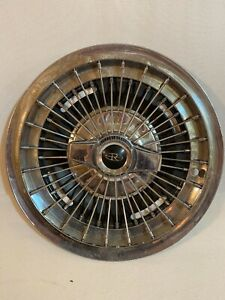 1964 1965 1966 Buick Riviera 15 2 Bar Spinner Wire Wheel Cover