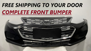 For 2016 2017 2018 Chevy Cruze Front Bumper Complete Assyembly Free Shipping