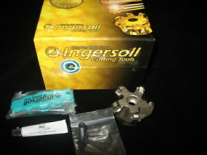 Ingersoll 2 50 Indexable Formmastershear Face Mill 1a7k 25r01 3032519 Gold Rush