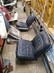 1963 1964 63 64 Chrysler New Yorker Bucket Seat Set