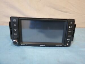 08 09 10 Grand Caravan T c Journey Ram Mp3 Wma Hdd Radio Display 05064245aj